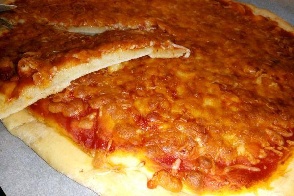 Recette Pizza maison avec pâte à pizza express