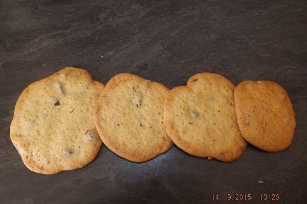 Recette cookies pépite de chocolat facile!
