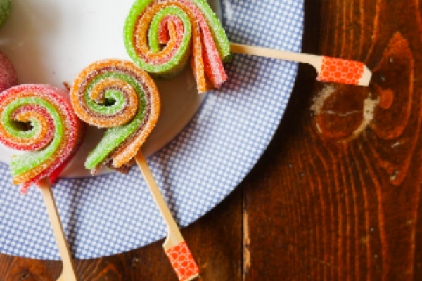 LONGFIZZ LOLLIPOPS
