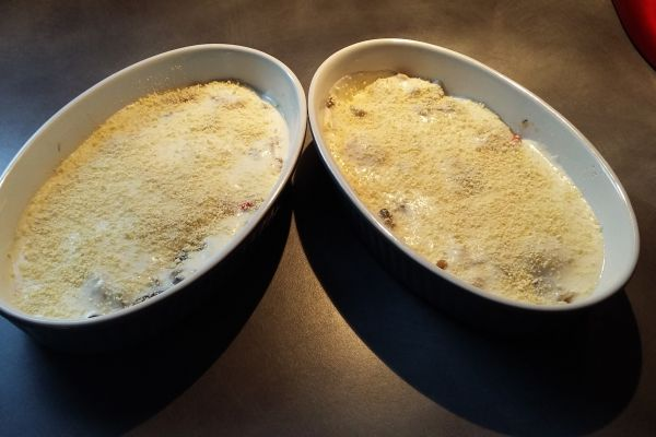 Recette Cassolette de st jacques et crevettes