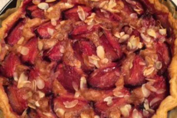 Recette délice aux prunes