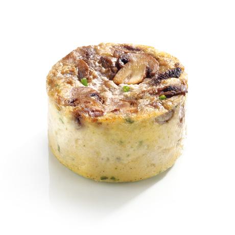 Recette FLANS AUX CHAMPIGNONS DE PARIS sur Cuisinez les ...