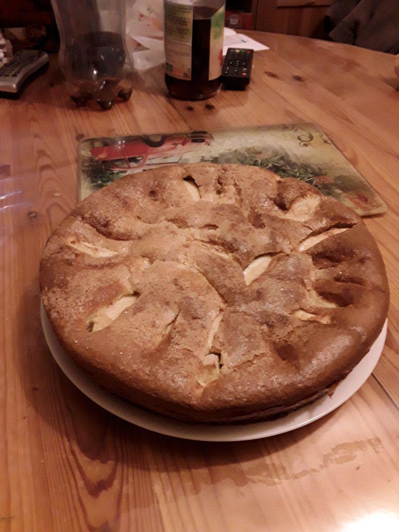 Recette Gateau pommes mascarpone sur lamerecotcot - Blog ...
