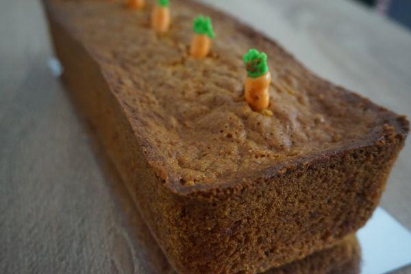 Recette Carrot cake troooop boooon