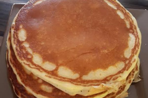 PANCAKES GOURMANDS MAIS LIGHTS