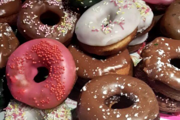 """Recette Donuts """" Trop Bon"""" au Thermomix"""