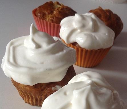 Recette NOEL - Cupcakes chorizo/roquefort -- 4 pp