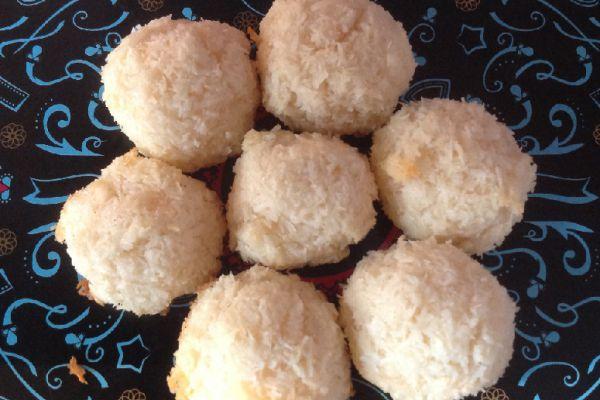 Recette NOEL - kokos bredele allégés
