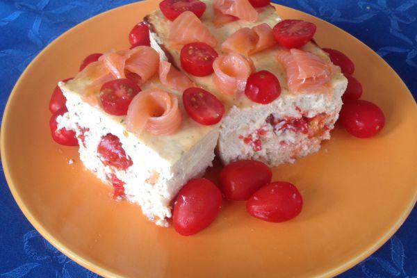 Recette Terrine aux poissons et tomates - 3 pp