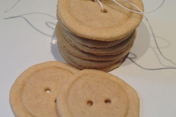 Recette NOEL - Butter bredele allégés