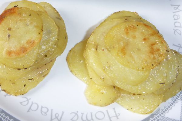Mille-feuilles de pommes de terre - 3 pp (3 SP)