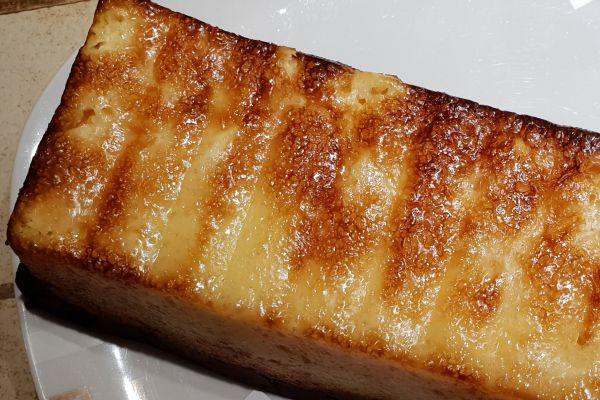 Recette Gâteau semoule mandarines - 2 pp