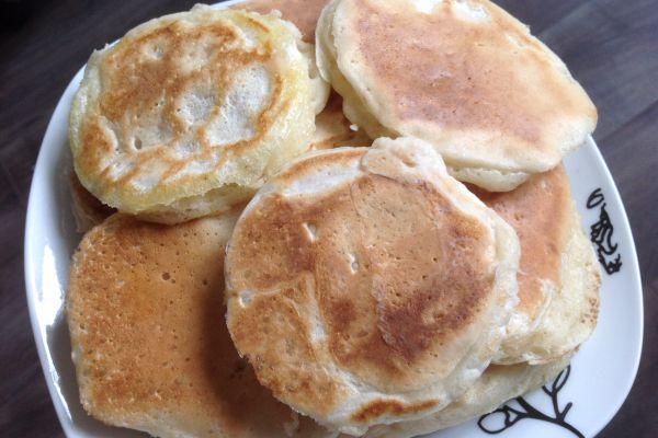 Pancakes - 4pp ou 5 SP les 6