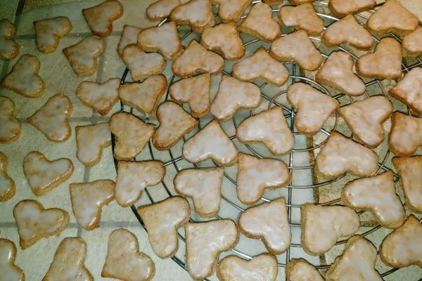 Recette Biscuits pain d'épices