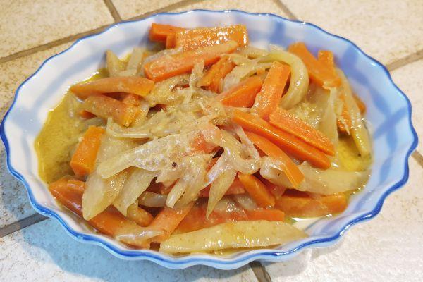 Poêlée de fenouil