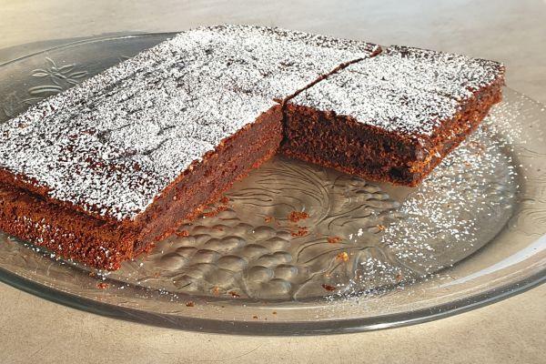 Brownie léger - 3 pp