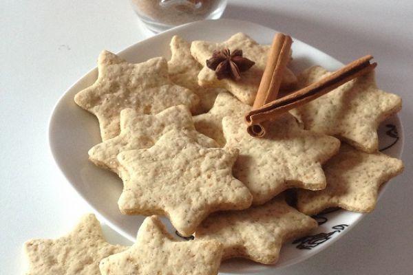 Recette NOEL - Pain d'épices biscuit - 3 pp les 4