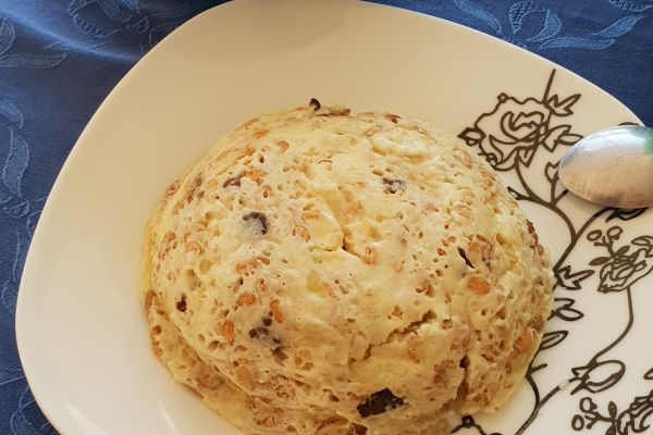 Bowl cake au muesli - 6pp
