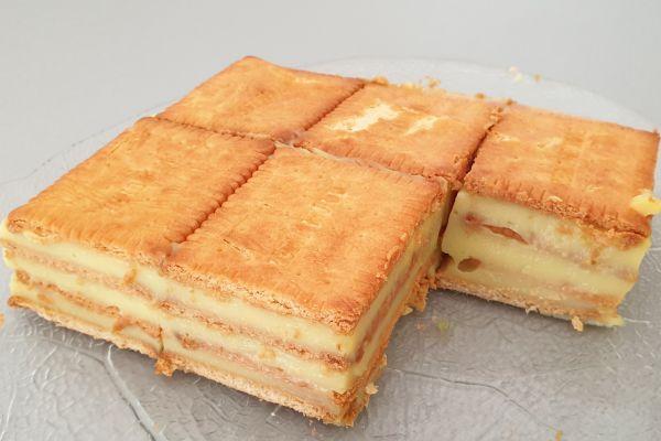 Recette Gateau de petit beurre