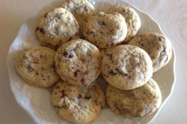 Recette Cookies américains