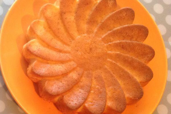 Recette Gateau au yaourt léger à la fleur d'oranger - 2 pp ou 3 SP