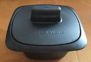 Recette Brioche cuite à l'ultrapro tupperware