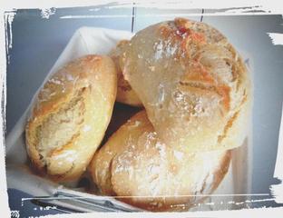 Petit pain blanc