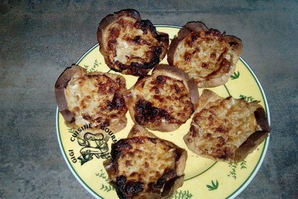 Recette petits pains de thon (thermomix ou pas)