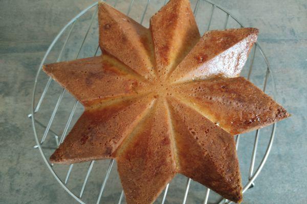 Recette Gâteau moelleux à la pâte de spéculoos