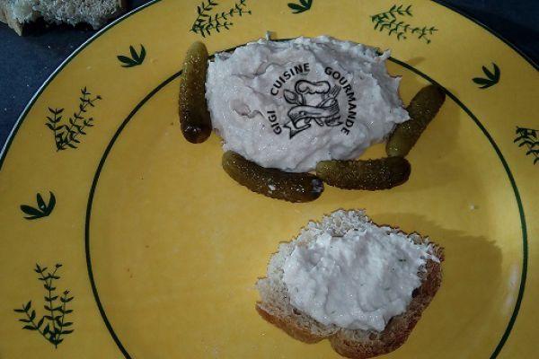 Recette Mousse de thon au fromage frais (thermomix)
