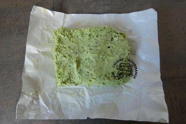 Recette Beurre salé persil et ail (pour coquillages ou escargots)