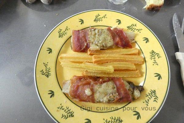 Endives à l'italienne au cookéo et cake factory
