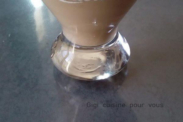 Recette Crème dessert au café texture comme le flamby (ccpro)