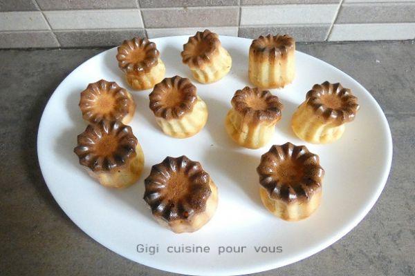 Gâteaux au Saint Moret et pomme (ccp et cake factory)