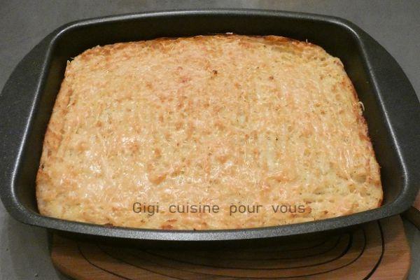 Recette Brandade de chou fleur au cabillaud (cake factory et cookéo)