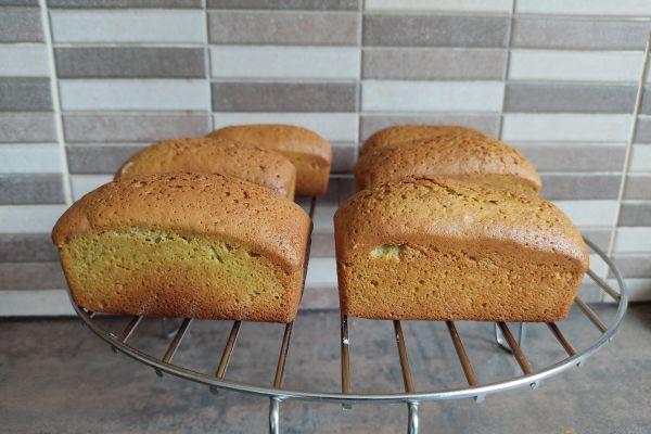 Recette Moelleux pistache et nutella au cake factory
