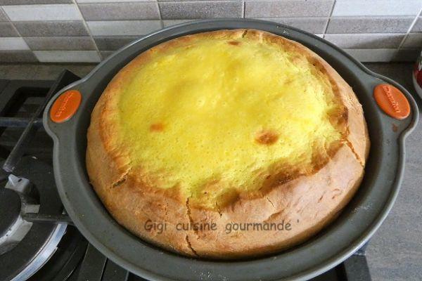 tarte briochée franc-comtoise