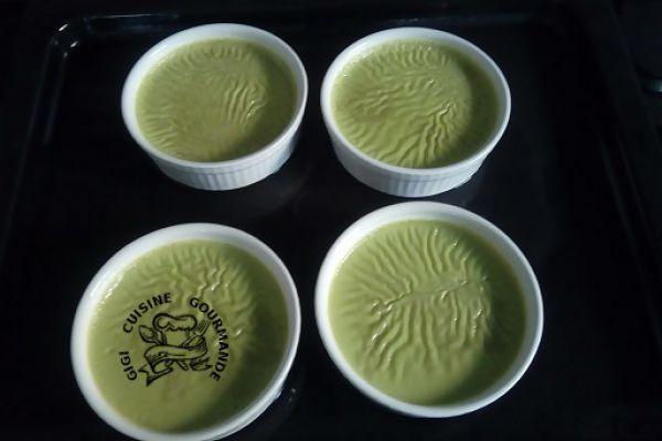 Recette crème pistache