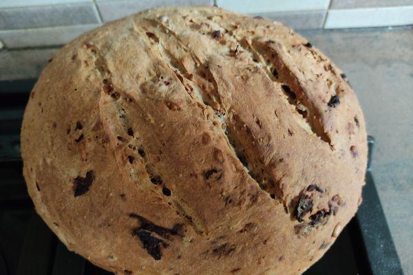 Recette Pain aux céréales et figues (ccpro -cake factory ou sans)
