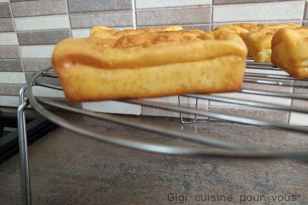 Recette Petits gâteaux à la crème fleurette au cake factory