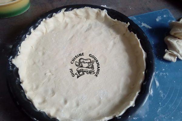 Recette pâte brisée maison (thermomix)