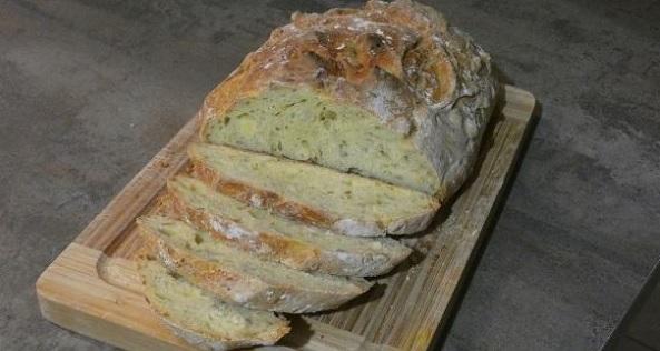 Recette Pain maïs au cake factory et compact cook pro