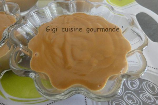 Recette crème dessert à la Ricoré