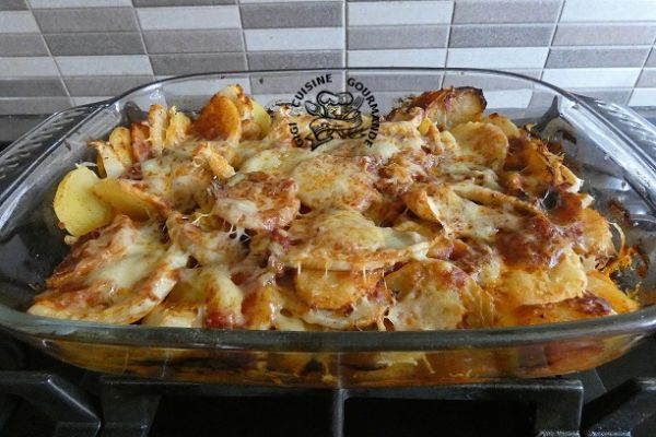 Recette Gratin de fenouil et de pommes de terre