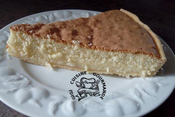 Recette tarte tourment d'amour de Fabien et Lydia
