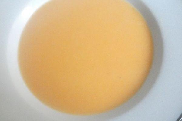 Recette Velouté de patates douces et poires au compact cook pro