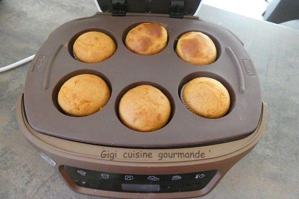 Recette Muffins ricotta et fleur oranger