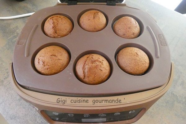 Recette Muffins ricotta et cacao