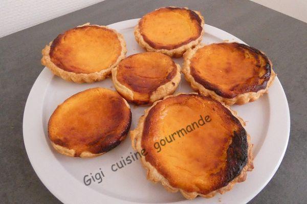Recette Tartelettes citronnées ricotta et thym