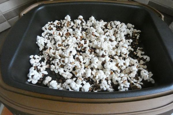Recette Pop corn au cake factory (ou cookéo)